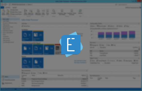 Expensya & Microsoft Dynamics NAV - Expense Reports Integration
